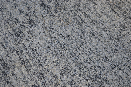 Bush-Hammered 100% is one of the many Gray Finishes Hillburn Granite offers